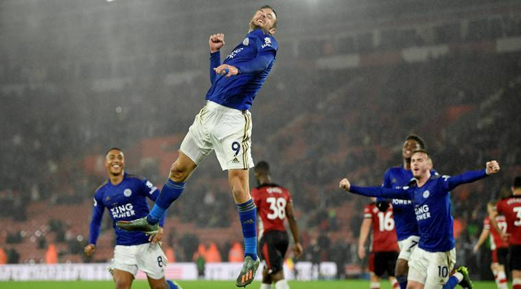 Watch Leicester City Beat Southampton 9 0 In Record English Top Flight Away Win Sports News The Indian Express