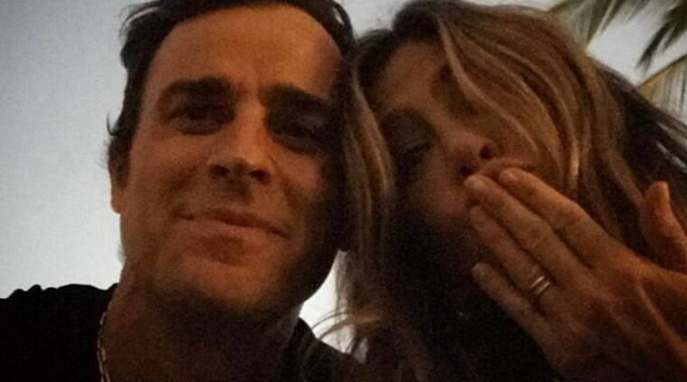 The world will know what a hilarious woman she is: Justin Theroux on Jennifer Aniston joining Instagram