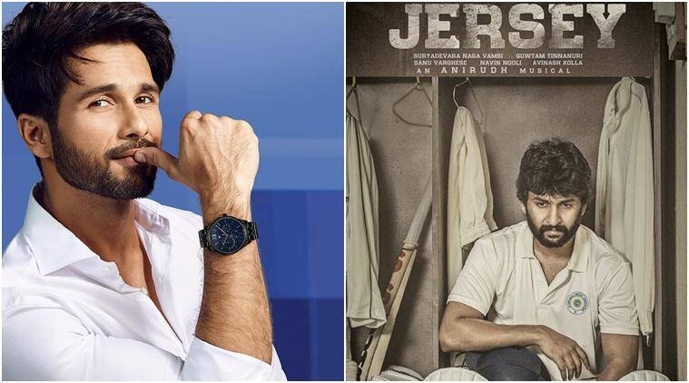 Shahid Kapoor confirmed for Bollywood's Jersey