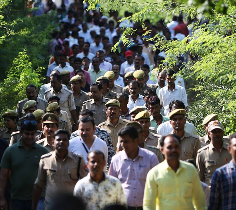 Jhansi man's killing: Named in FIR, brother says was in Delhi
