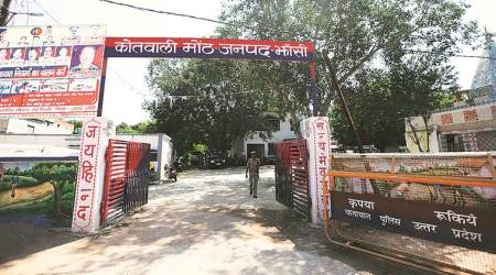 Jhansi: Accused at large and probe officer have a past in another case