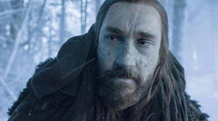 Joseph Mawle in lord of the rings