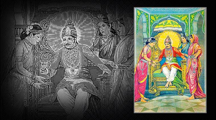 Kaikeyi, Kaikey mythology, Kaikey rama, lord rama mythology