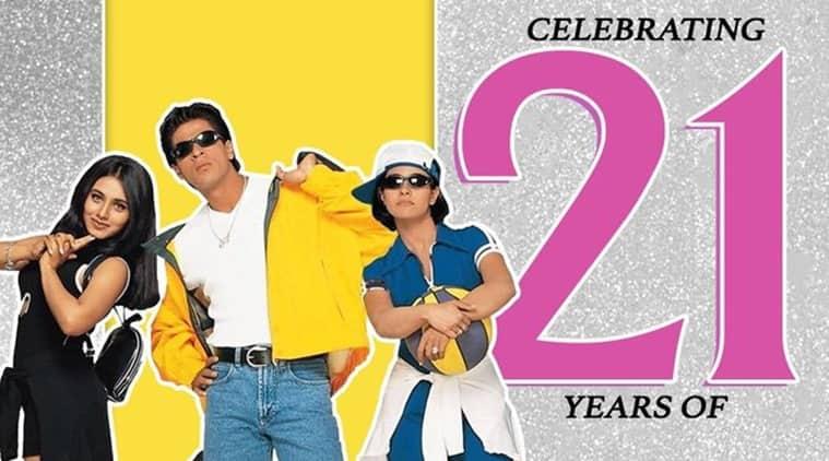 Karan Johar on 21st anniversary of Kuch Kuch Hota Hai