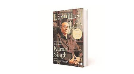 Karan Singh, Karan Singh Congress, Karan Singh Book, Harsh Mander book review, Karan Singh autobiography, Karan singh book review, indian express news