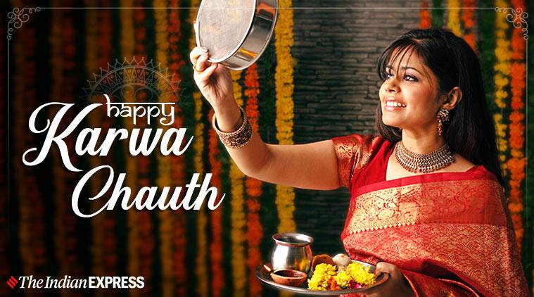 Happy karwa chauth 2019 wishes images quotes status messages wallpapers photos pics and greetings