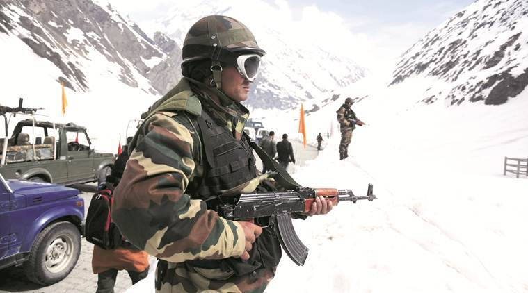 1.2 lakh thermal wear, 100 toilets: Extra forces face Valley winter