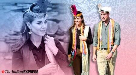 Royal tour, royal tour of Pakistan, Kate Middleton, Prince William, Indian Express, Indian Express news