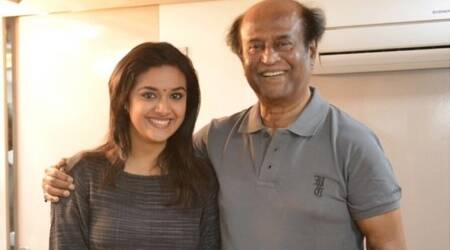 Keerthy Suresh in the race for Rajinikanth Thalaivar 168