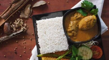 Kerala food, kerala cuisine, tiktok kerala food, indianexpress.com, indianexpress, TikTok India, rice puttu, pazhankanji, mashed jackfruit curry recipe, kerala meen curry recipe, kudukku sarbath recipe,