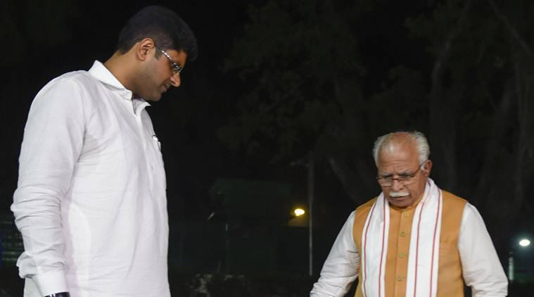 JJP in after outrage over Kanda: Dushyant gives Khattar and BJP the numbers, gets No. 2