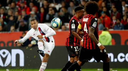 Kylian Mbappe, Kylian Mbappe comeback, Angel di Maria, PSG vs Nice, PSG beat Nice, French League, football news