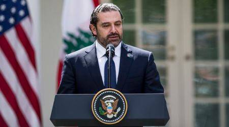 Lebanon's Prime Minister, Saad Hariri, steps down in face of protests