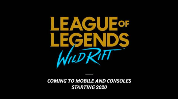 League Of Legends Wild Rift Android Release