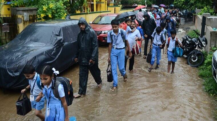 Heavy rainfall to lash parts of Tamil Nadu, Puducherry for next two days