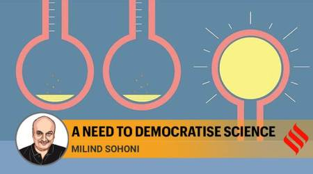 Research in elite institutions must focus on the problems of their surrounding environment