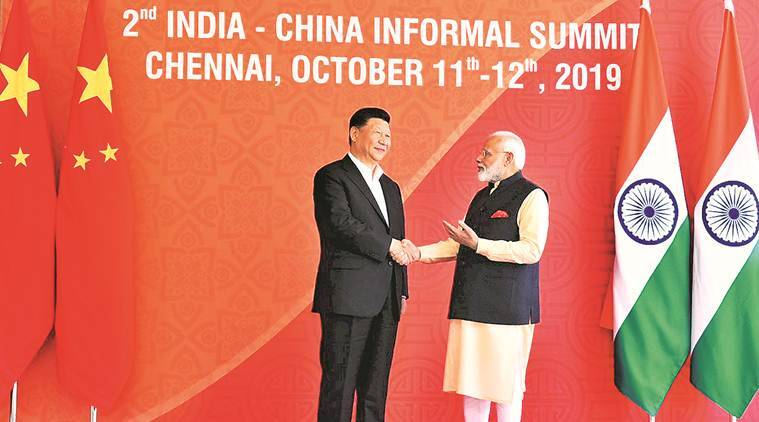 Modi Xi informal summit, Modi Xi informal summit chennai, Narendra Modi, Xi Jinping, Chennai connect, India China relations, Indian Express,