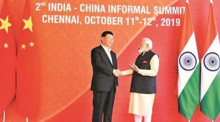 Modi Xi informal summit, Modi Xi informal summit chennai, Narendra Modi, Xi Jinping, Chennai connect, India China relations, Indian Express,