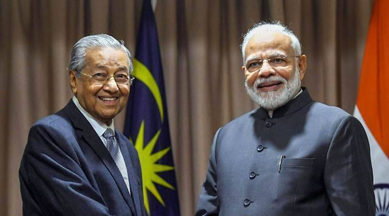 malaysia plam oil import, pm mahathir on caa, pm mahathir on india, india reaction to pm mahathir remarks on caa, malaysia india trade, indian express