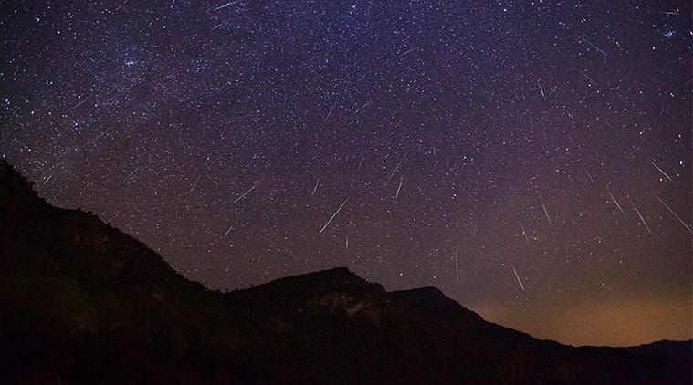 orionid meteor shower, orionid shower, orionids, comet halley, orion the hunter, orion