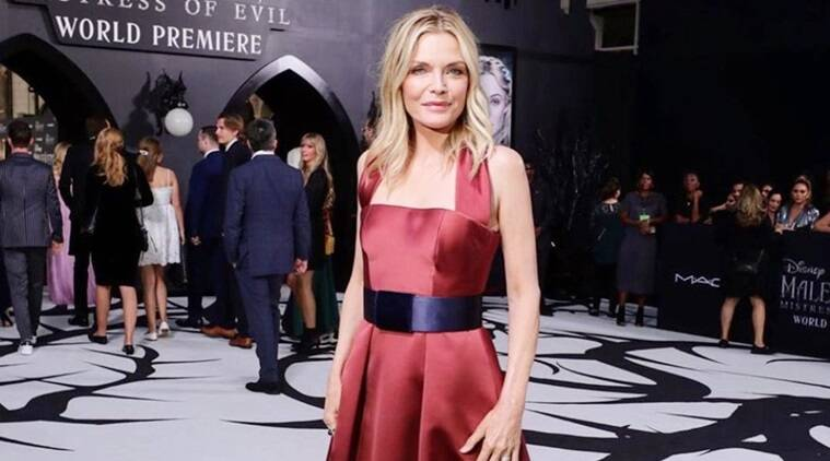 Michelle Pfeiffer recounts 'inappropriate' moment with 'high powered' industry person