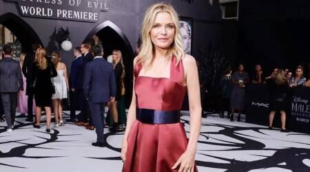 Michelle Pfeiffer recounts 'inappropriate' moment