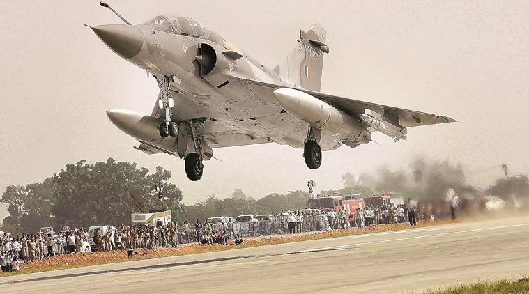 History headline: Mirage-2000 to Rafale, the story in between