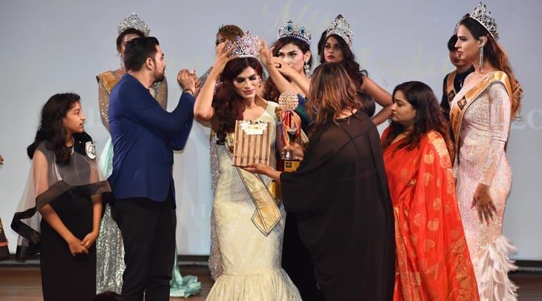 Naaz Joshi who Miss World Diversity 2019, Nithu RS, indianexpress, Miss Trans Queen 2019, transgender community, transpersons, LGBTQ+, indianexpress.com, veena sendre, reena rai, deepa ardhanareshwar,