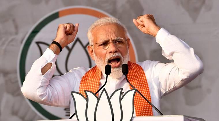 Modi rally, Modi haryana rally, haryana elections, maharashtra elections, modi rally live, election news, elections 2019, assembly election 2019, election card, Maharashtra election 2019, maharashtra election 2019 date, maharashtra election schedule 2019, bjp manifesto, congress manifesto, narendra modi, pm modi, modi, rahul gandhi, rahul gandhi rally, rahul gandhi rally today, rahul gandhi rally in maharashtra, pm modi rally today