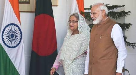 Modi, Hasina discuss Covid-19 situation