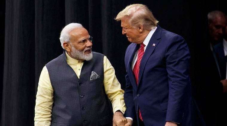 PM Modi dials Trump: India-US relations have grown from strength to strength