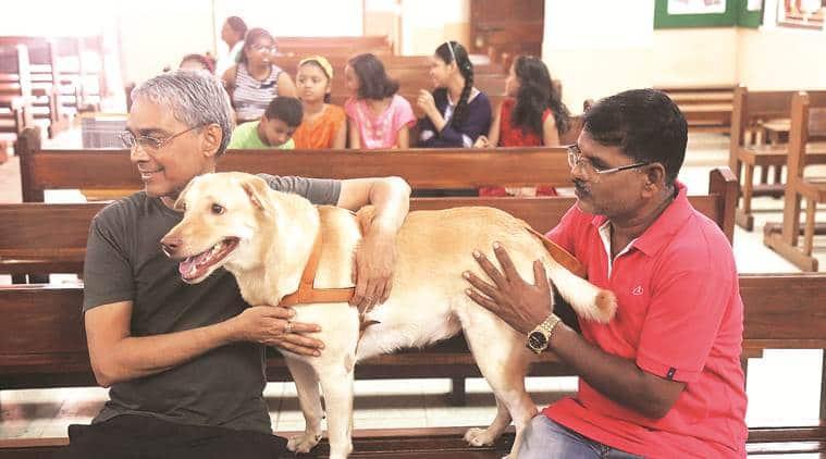 mumbai city news, St John Evangelist Church, pet blessings day at St John Evangelist Church, mumbai churches