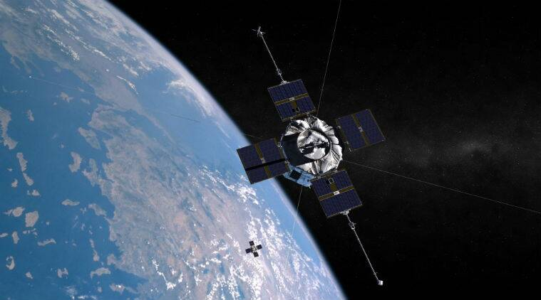 nasa, nasa Van Allen Probes mission, nasa earth radiation belts study, nasa space weather study, nasa Johns Hopkins University Applied Physics Laboratory APL