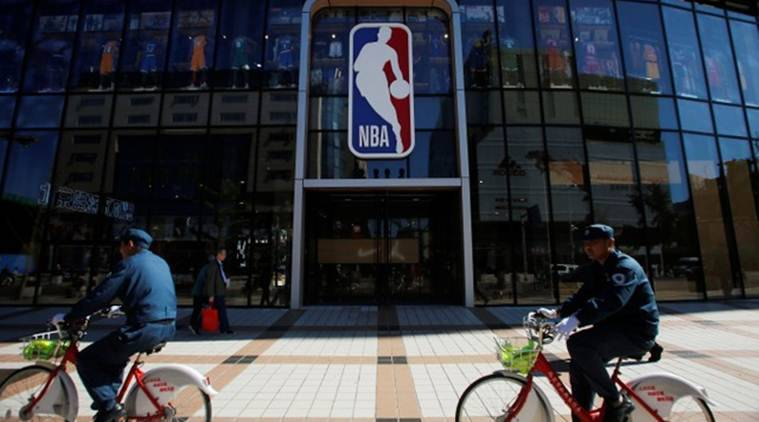 Chinese state media slams basketball's NBA in free speech row