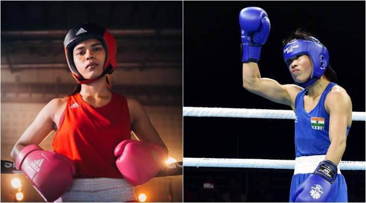 Nikhat Zareen, Nikhat Zareen controversy, Nikhat Zareen vs Mary Kom bout, Nikhat Zareen letter, Nikhat Zareen Kiren Rijiju, Nikhat Zareen Abhinav Bindra, Nikhat Zareen selection trials, Nikhat Zareen bout cancelled