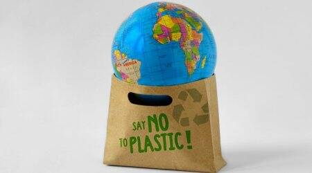 plastic packaging, indianexpress.com, indianexpress, single-use plastic, say no to plastic, eco-friendly ways, modi plogging,