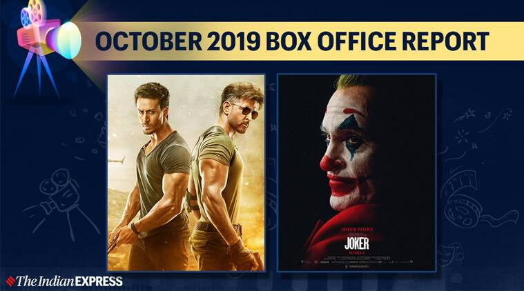 October 2019 box office report: War rakes in the moolah | Entertainment  News,The Indian Express