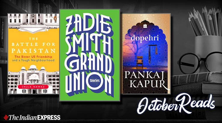 books releasing in october, books in october, zadie smith books published in october, indian authors, octoberreading list, indian express, indian express news