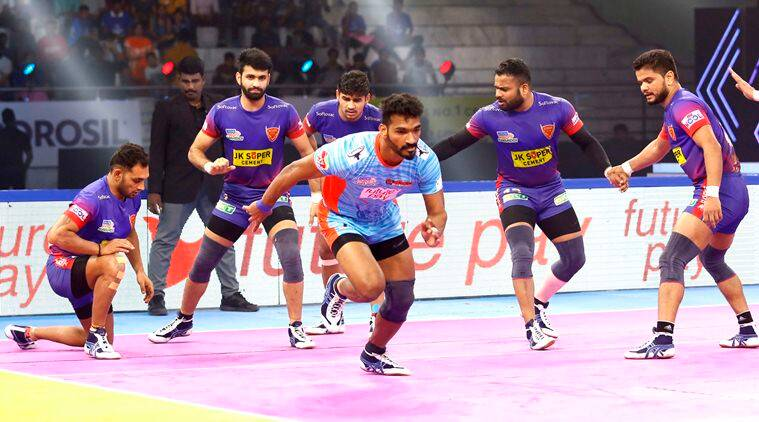 Dabang Delhi to face Bengal Warriors for PKL title