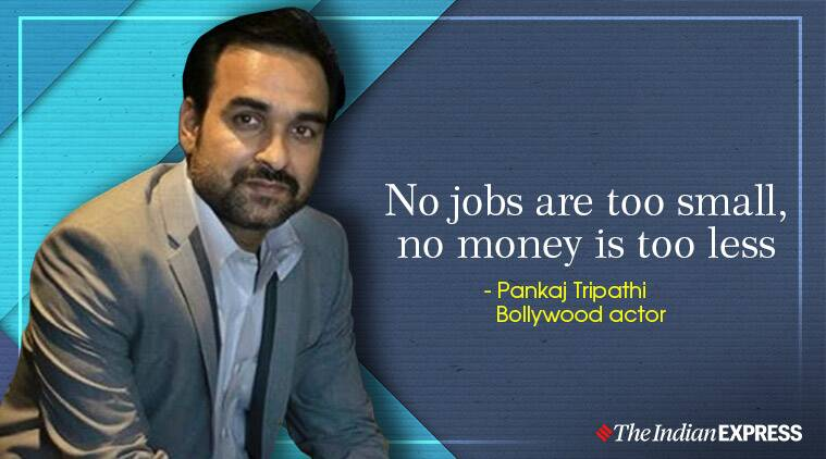 Pankaj tripathi, Pankaj tripathi motivational speech, Pankaj tripathi inspirational talk