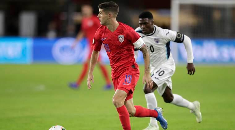 Benched by Chelsea, Christian Pulisic captains US against Cuba; Weston Mckennie scores record hat-trick