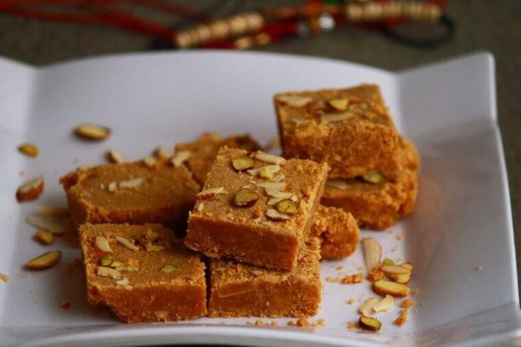 diwali special recipes, bhaidooj recipes, govardhan puja recipes, indianexpress.com, indianexpress, Kellogg's recipes, dry fruit recipes, chhath puja recipes, healthy recipes,
