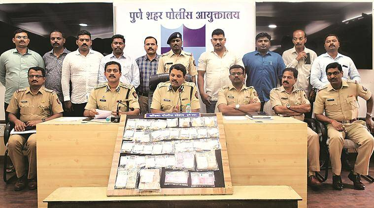 Pune news, Pune city news, Pune robbery cases, Pune police news, indian express