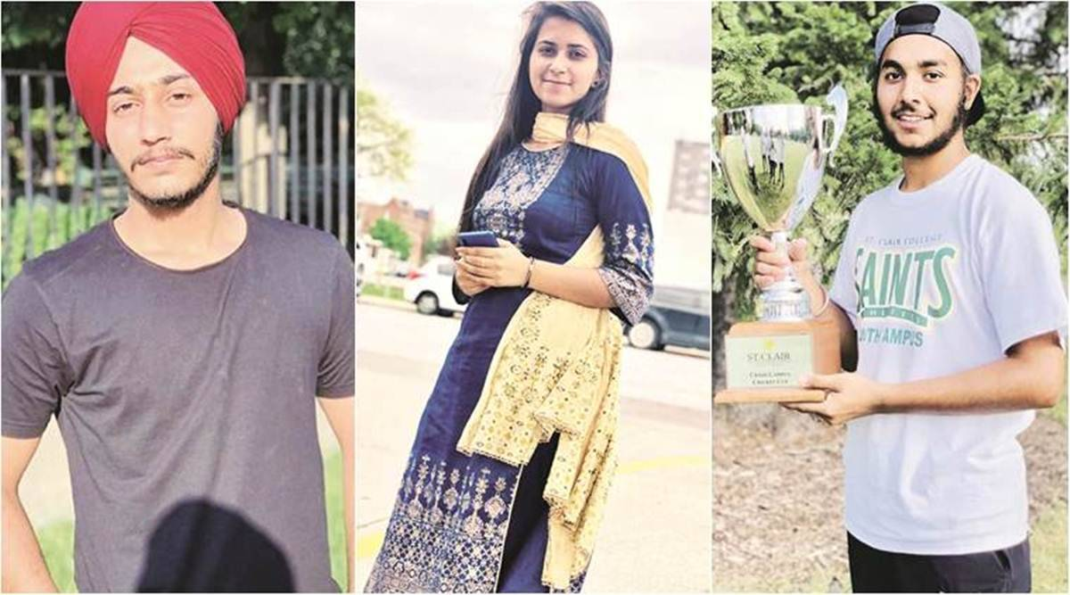 3 Students Killed In Car Crash Punjabi Community In Canada Helping In Getting Bodies Back Says Victim S Father India News The Indian Express