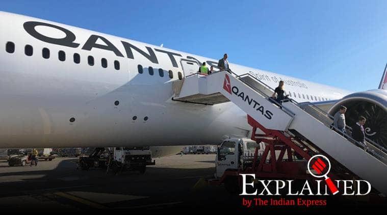 Qantas, longest flight, world's longest commercial flight, Qantas airways, 20 hour long flight, 20 hour nonstop flight