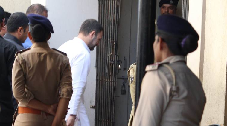 Rahul Gandhi to appear before Surat court in defamation case today