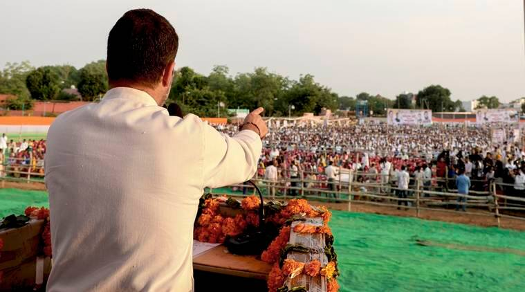 Assembly elections result: Rahul Gandhi stays in shadow as Congress sees a glimmer
