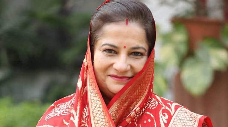 Blow to Congress in UP as ex-MP from Pratapgarh Rajkumari Ratna Singh joins BJP
