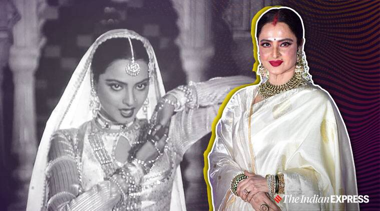 Rekha: The enduring fame and pain of Bollywood's original diva