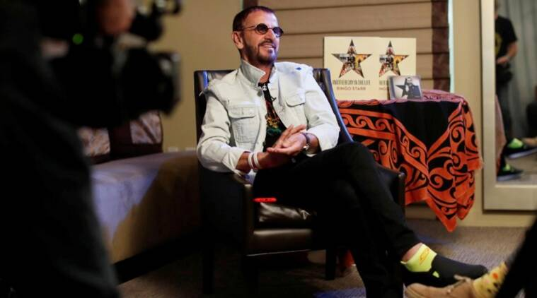 Ringo Starr Gets Emotional As Beatles Come Together In New Recording Entertainment News The Indian Express